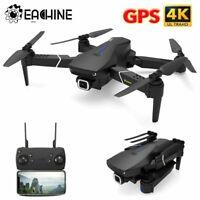Quadcopter With 4K/1080P HD Wide Angle E520S E520 GPS FOLLOW ME WIFI FPV