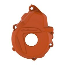 Apico Ignition cover  KTM/HUSKY EXCF250 EXCF350 17-18 ORANGE