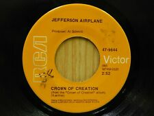 Jefferson Airplane 45 Crown Of Creation bw Lather on RCA