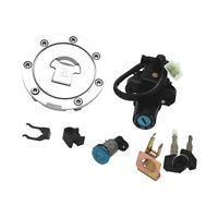 Serratura Accensione Tappo Serbatoio Carburate Per Honda CBR 1000/600/1100