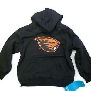 NCAA Toddler Oregon State Beavers Long Sleeve Pullover Sweatshirt Hoodie Size 4T