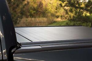 Retrax One MX Tonneau Cover Textured Black For 15-18 Chevy Silverado 2500/3500