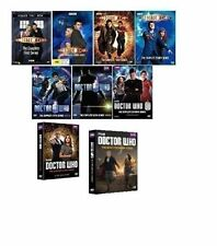 Doctor Who Seaosns 1-9 The Complete DVD Set Season 1 2 3 4 5 6 7 8 9 New