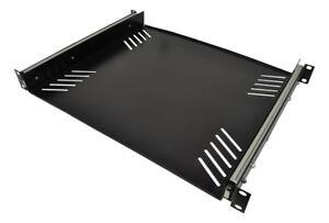 19 Inch Universal Sliding Rack Tray