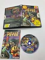 Sony PlayStation 2 PS2 CIB Complete Tested Pac-Man Fever Ships Fast