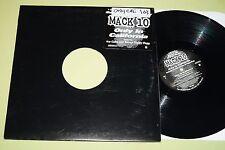 "Mack 10 – only in California, 12"" PROMO US 1997, VG + +"