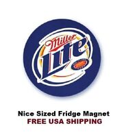 Special Miller Beer Advertising Babe Ad Refrigerator Magnet