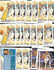 Collection/Lot(24)SI Kids-RUSSELL WESTBROOK Cards, Rookie-Oklahoma City Thunder