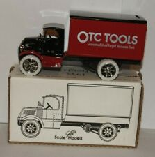 ERTL OTC 1935 Mack Freight Truck - Die Cast Metal - Collector Bank
