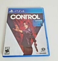 Control (PlayStation 4, 2019)