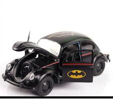 Alloy Car Model 1:32 Batman Beetles Classic W/Opened Door Pull-back Vehicle Car