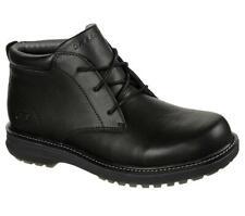 SKECHERS Men's Wenson Osteno boot in Black
