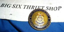 Regional Security Officers RSO DOS Special Agent Diplomatic Service Coin