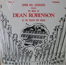 Dean Robinson at the Theatre Pipe Organ Cipher Hill NM private lounge LP