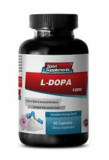 Mucuna Pruriens - L-Dopa 99% Extract 350mg- Boost Sex Libido Metabolism Brain 1B