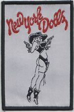 The New York Dolls patch brodé insigne derniers
