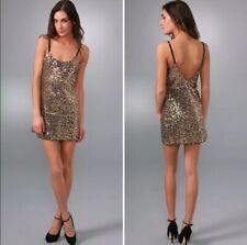 Intimately Free People FP Confetti Sequin Slip Cocktail Party Dress Size Small