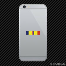CAR Combat Action Service Ribbon Cell Phone Sticker Mobile military army navy