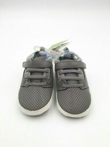 Stride Rite Surprize Baby Toddler Boys Sneakers Shoes Gray Choose Size