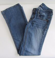 AMERICAN EAGLE Outfitters Super Stretch Artist 5 Pockets Boot Cut Jeans Sz 2