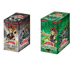 Yugioh Cards / [Spell Ruler + Metal Raiders] 2Box Booster Box / Korean Version