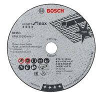 Bosch 5 x discos Expert for Inox para MINI AMOLADORA GWS 10,8-76 V-EC
