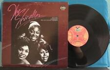 THE SHIRELLES S/T~ORIG 1981 GUSTO LP~FUNK~SOUL~SOLDIER BOY~YOU LOVE ME TOMORROW
