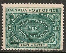 Canada 1898 Sg S1 Mnh Vf