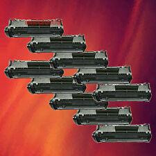 10 Toner Cartridge 104 for Canon imageCLASS MF4270 D480