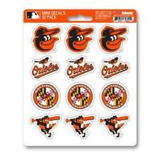 Baltimore Orioles - Set Of 12 Sticker Sheet