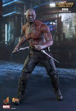Hot Toys 1/6 Marvel Guardians of The Galaxy Mms355 Drax Masterpiece Figure
