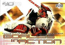 2001-02 Upper Deck Goalies in Action #8 Patrick Lalime