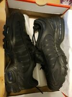 Deaigner Nike Air Max Tailwind IV black Men's Trainers UK11 orginal