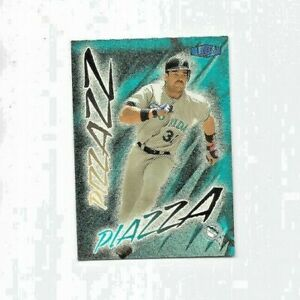 Mike Piazza Pizzazz Insert 1998 Fleer Ultra #485