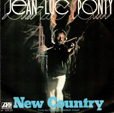 18983 JEAN LUC PONTY  NEW COUNTRY