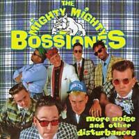 """MIGHTY MIGHTY BOSSTONES """"MORE NOISE AND OTHER DISTURBANCES"""" CD"""