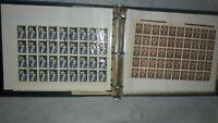Stamp Block Album: Czechoslovakia, CCCP & Yugollavia