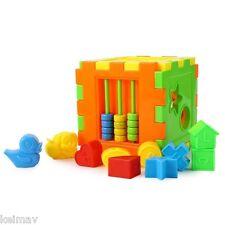 Keimav Kids Block Matching Sorting Educational Toy Training Box