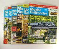 Model Railroader Magazine 1998 6 Issues Kalmbach Publishing Model Trains Hobbies