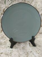 "Franciscan China - ""Dawn"" - Gladding McBean -  SALAD Plates - Mid Century AQUA"