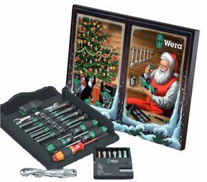 Wera Adventskalender 2021 - 05136602001 Advent Werkzeugkalender 24-teilig