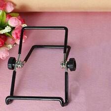 Universal Portable 180° Adjustable Foldable Tablet PC Metal Holder Stand Desktop