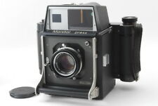 【EXC++++】 Mamiya Marshal Press 6x9 Medium Format NIKKOR Q 105mm f/3.5 from JAPAN