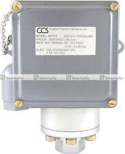CCS 605G2 Non-Hazardous Areas Adjustable Pressure Switch