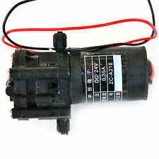 24v Zc A210 Dc Mini Brushless Magnetic Water Pump High Temperature 0 100