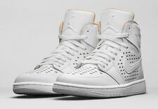 Nike Air Jordan 1 Retro Alta I OG Bianco Vachetta Tan UK 12 US 13 Pinnacle SBB