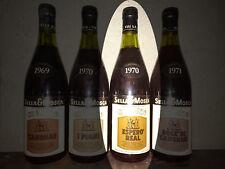 Bottiglia di vino Espero Real del 1970 – Sella e Mosca