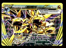 POKEMON XY11 (Steam Siege) HOLO N°  87/114 HYDREIGON BREAK 190 HP Attack 150