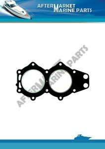 Johnson / Evinrude cylinder head gasket replaces: 327795, 335359