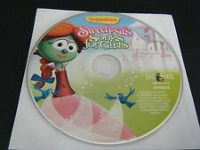 Sweetpea's Songs for Girls by VeggieTales (CD, 2010) - Disc Only!!!